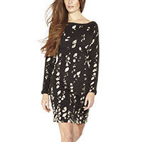 Lavand Sophia dress black S-XL