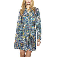 Lavand Eleanor dress blue S-XL