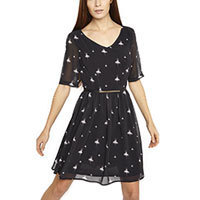 Lavand Alma dress black