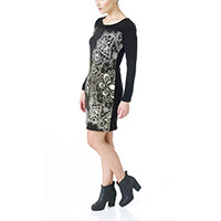 Lavand Maria dress black S/M