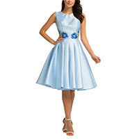 Chi Chi Eva dress sky blue L-XL