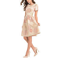 Chi Chi Selbiea dress sky beige M