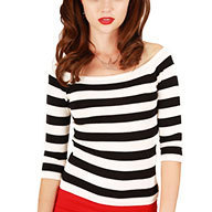 Collectif Marina Jumper black
