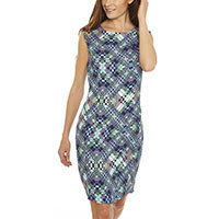 Lavand Luisa dress blue S-XL