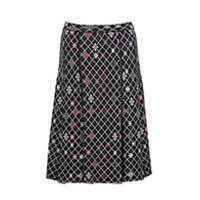 Ivko Skirt with Pleats black (81538) 38-44