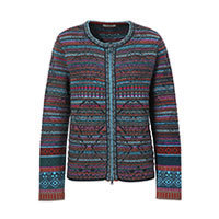 Ivko Jacket Geometric Pattern (82604) Gr.38-44