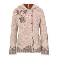 Ivko Embroidered Jacket pearl (82605) Gr.36-42