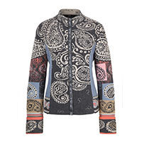 Ivko Jacquard Jacket with Embroidery dark grey (202613) M-XXL